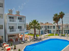 Princessa Vera Hotel Apartments Paphos City Republic of Cyprus