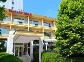 A picture of the hotel: Hotel Tiara