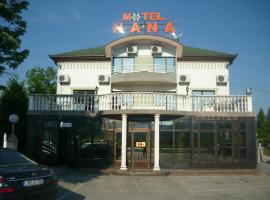 Hotel photo: Motel Nana