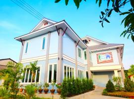 Hotel photo: Blue House Sukhothai
