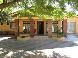 Hotel near Sir Seretse Khama Intl airport : Covenant Hotel