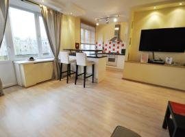Four Squares Apartments Belorusskaya Moscow Russia