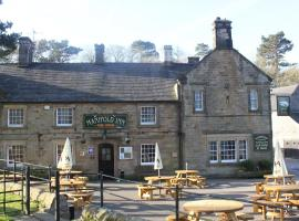 The Manifold Inn Hotel Hartington Regne Unit