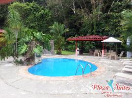 Plaza Suites Dominical Costa Rica