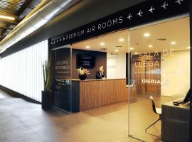 Hotel near  Barajas  airport:  Air Rooms Madrid Airport By Premium Traveller
