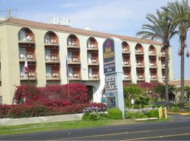 Best Western Golden Sails Long Beach USA
