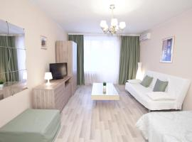 Serviced Apartments Belorusskaya - Moscow Moscow Russia