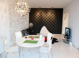 Art Apartment Varsovie Pologne