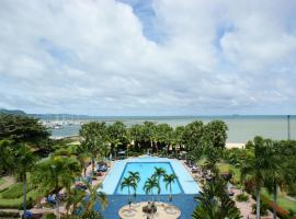 Botany Beach Resort Jomtien Beach Thajsko
