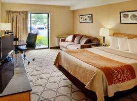 Comfort Inn Highway 401 Kingston Kanada