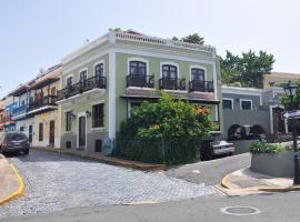 Hotel near San Juan: The Gallery Inn