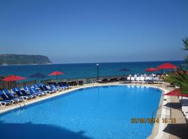 Crystal Blue Beach Resort Chekka Lebanon