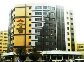 A picture of the hotel: Al Muntazah Plaza Hotel