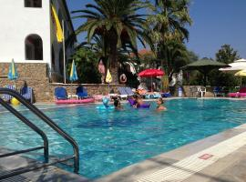Mathraki Resort Gouvia Greece