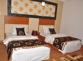 Hotel near Nnamdi Azikiwe Intl airport : Top Rank Hotels Galaxy