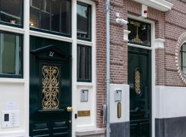 Golden Mansion Apartments Amsterdam Pays-Bas