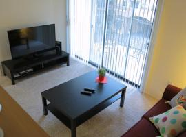 Downtown Los Angeles Vacation Apartment 2B Los Angeles USA