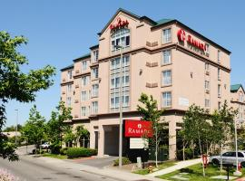 A picture of the hotel: Ramada by Wyndham SeaTac Airport