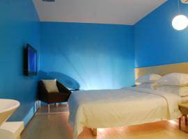 Hotel photo: Colour Inn (She Kou Branch)