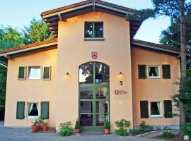 Hotel Photo: Apartmenthaus Potsdam-Quartett