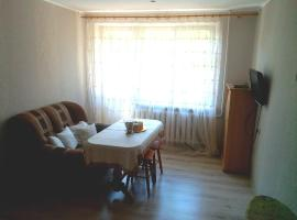 Hotel photo: Apartment in Zelenogradsk