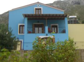Blue Villa Kálymnos Greece