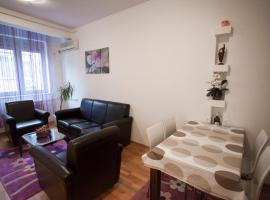 Apartments Grey, Violet i Dream Belgrade Serbia