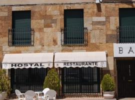Hotel photo: Hostal Restaurante Bustos