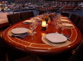 Barbaros Yachting Luxury Private Gulet 5 Cabins Bodrum City Turcia