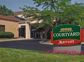 Courtyard By Marriott Baltimore Hunt Valley Hunt Valley USA