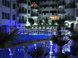 Natalia Apartment in Vista Del Mar 2 Sunny Beach Болгарія