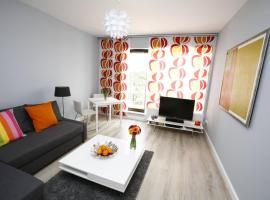 Orange Apartment Wrocław Pologne
