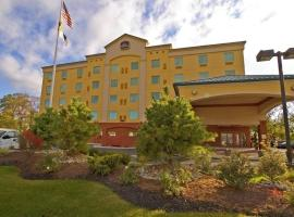 Best Western Riverview Inn & Suites Rahway USA