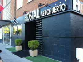 Hostal Aeropuerto Madrid Spain