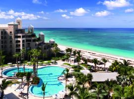 Hotel near  Owen Roberts Intl  airport:  The Ritz-Carlton, Grand Cayman