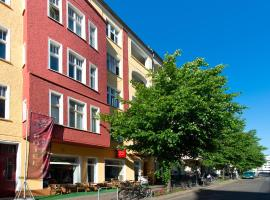 Hotel & Apartments Zarenhof Berlin Friedrichshain Berlin Germany