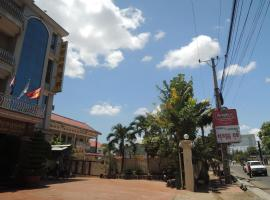 Hotel Photo: Sovann Phum Hotel and Restaurant