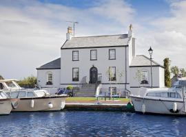 Harbour Masters House Banagher Ireland