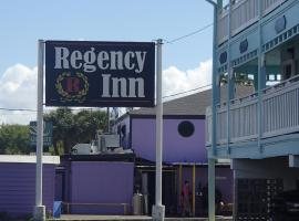Regency Inn Motel by the Beach Corpus Christi USA