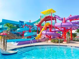 Flamingo Waterpark Resort Kissimmee USA