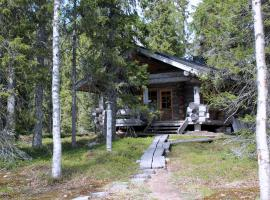 Lakeshore Cottage Ruka Finland