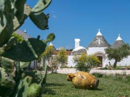 Hotel Photo: Casette Scorso Masseria a Trullo dominante
