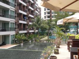 To Diamond Suites Condo by RT Pattaya South Thajsko