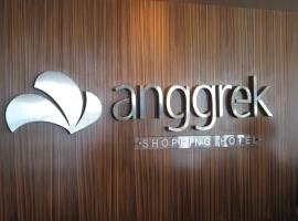 Hotel photo: Anggrek Shopping Hotel