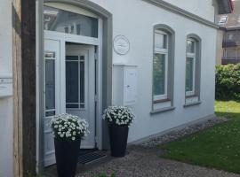 Haus Bomhoff Sylt Westerland Germany