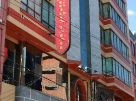 Hotel near  El Alto Intl  airport:  Golden Palace
