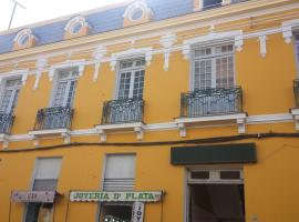 Hotel photo: Residencial Familiar Sabaya