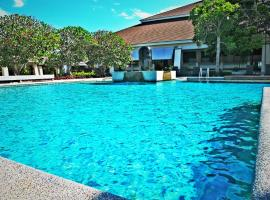 Hotel Photo: Novotel Chumphon Beach Resort And Golf