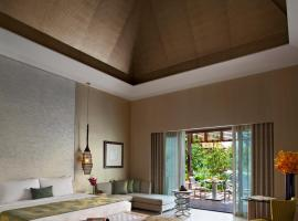 Hotel photo: Resorts World Sentosa - Beach Villas