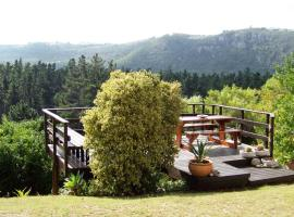 Madon Studio Self Catering Apartment Plettenberg Bay Etelä-Afrikka